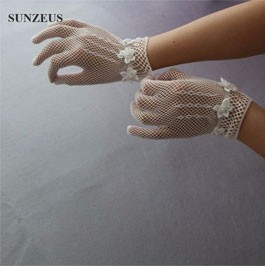 bridal gloves 2