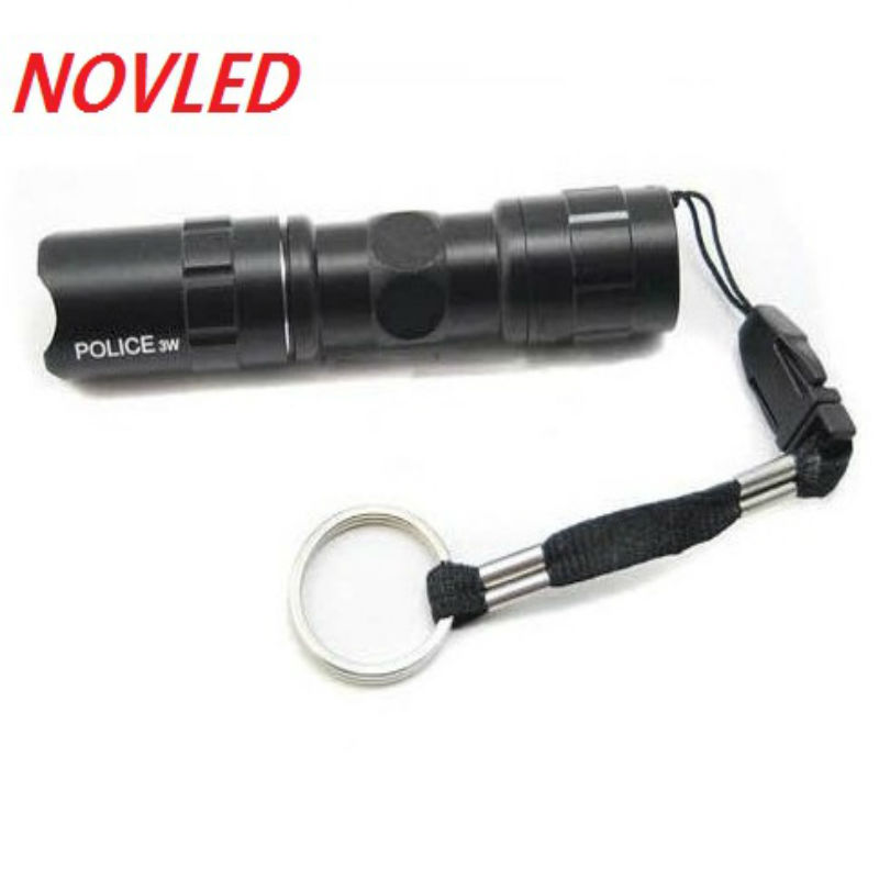 40% OFF Mini penlight 2000LM Waterproof LED Flashlight Torch Modes Non Adjustable Focus Lantern Portable Light use AA 14500 Q mini penlight 3000lm waterproof led flashlight torch 3 modes zoomable adjustable lantern portable light use aa or 14500