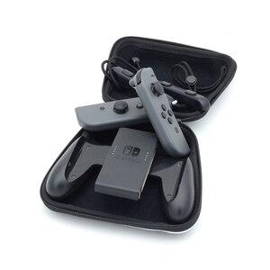 Image 3 - حقيبة حمل لـ nintendo Switch ، حقيبة سفر لوحدة التحكم ، ملحقات واقية