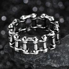 Модное мужское кольцо memolissa в стиле панк креативное с локомотивной