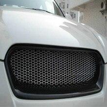 цена на Carbon Fiber Front Bumper Grille Auto Car Grills  For Subaru Legacy 2004-2008