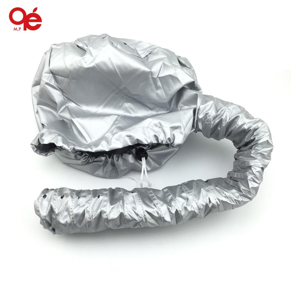 Portable Hair Dryer Soft Hood Bonnet Attachment Haircare