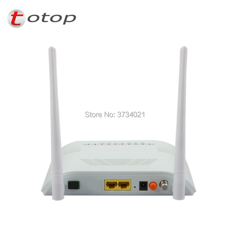 GPON ONT 1PON+1GE+1FE+WIFI+CATV Ethernet Port single fiber OTOP customized ONU ontGPON ONT 1PON+1GE+1FE+WIFI+CATV Ethernet Port single fiber OTOP customized ONU ont