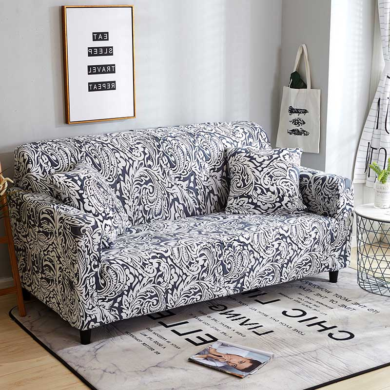 Protector Sofa cover Stretch Slipcovers For Armchair Sofa Covers For Living Room Sofa Slipcovers Cheap Couch cover Sofa Set 1pc