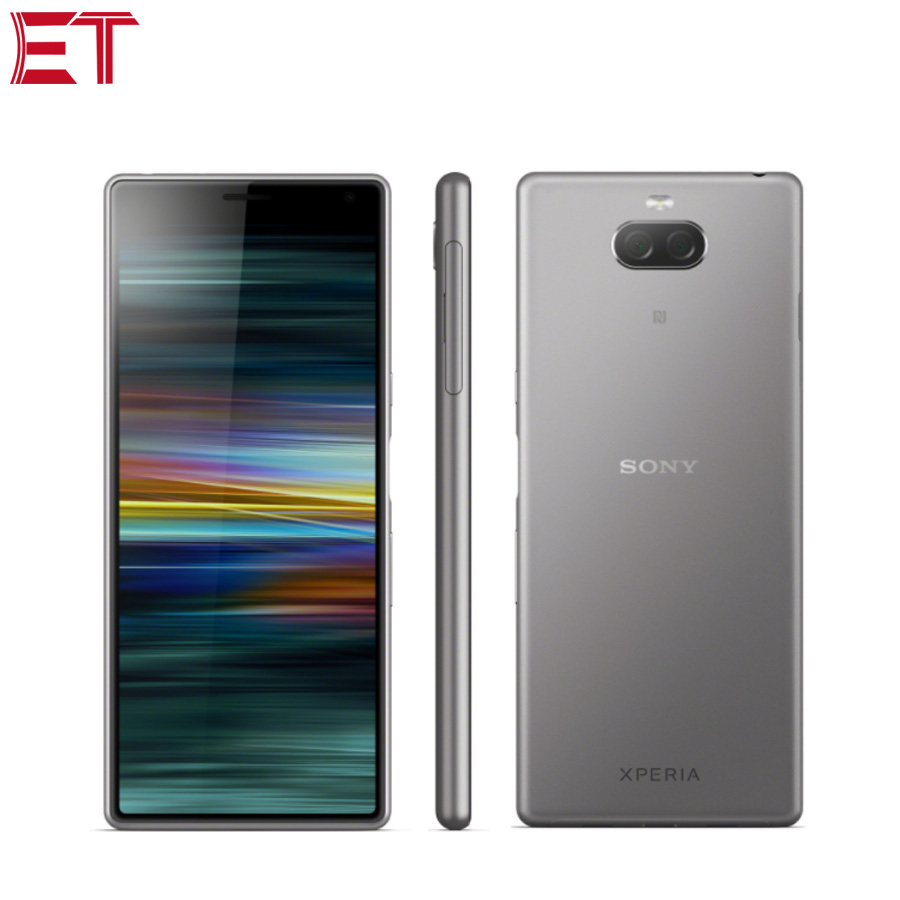 """Brand New Sony Xperia 10 I4193 Mobile Phone 6"""" 21:9 Full 4GB RAM 64GB ROM Snapdragon 630 Octa Core Andropid 9.0 Dual SIM Phone-in Cellphones from Cellphones & Telecommunications    2"""