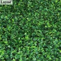 Luyue Loja Oficial 40x60 cm Verde Falso Simulação de Grama Plástica Artificial Fish Tank Ornamento Da Planta Aquarium Decoração Do Gramado