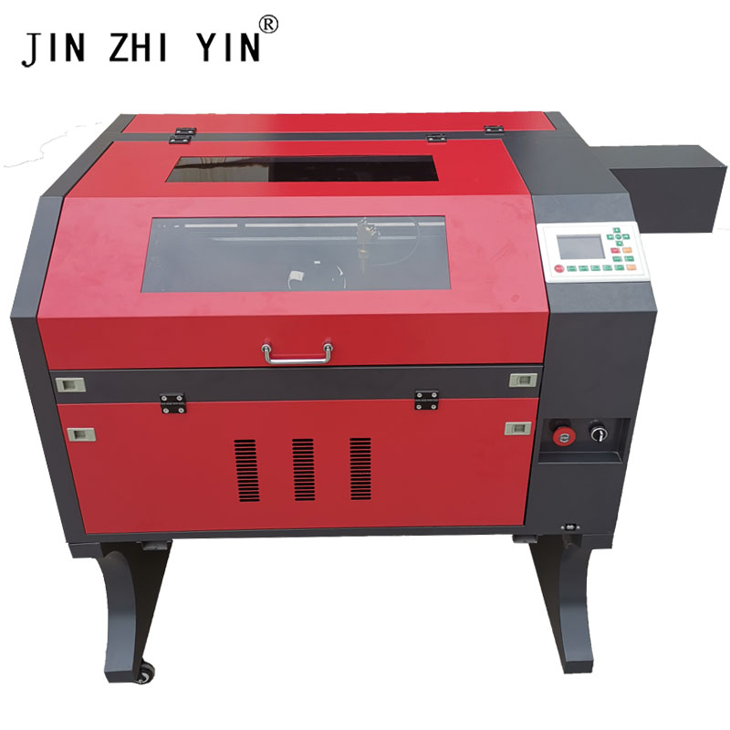Laser Engraver TS4060 80w New Type Laser Engraving Machine With Ruida Controller Support Offline Work
