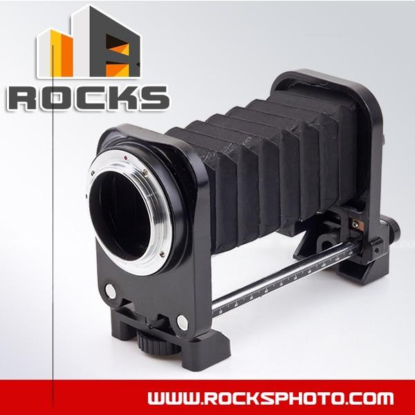 For Canon Mount Macro Extension Bellows For 7D 550D 1100D 450D 50D