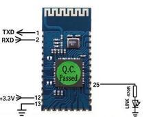 Bluetooth последовательный модуль беспроводной передачи данных модуль 51 микроконтроллер SPP-CA Новый