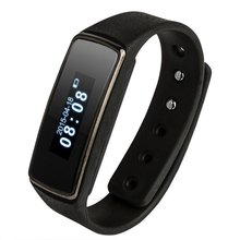 V5s Bluetooth 4.0 Smart Wristband Watch Bracelet Sleep Activity Tracker Pedometer Health Sports Pedometer For Android & IOS