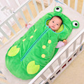 2017 manufacturers selling baby sleeping bag newborn baby sleeping bags carried by children cartoon air conditioning was new