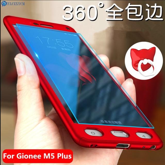 pretty nice dc9a7 bffff US $7.93  KIYLCZXYCM For Gionee M5 Plus M5+ Case 6.0