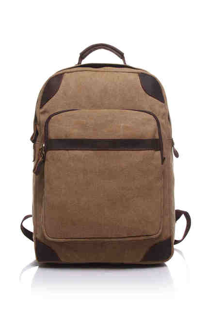 Vintage Men Women Canvas Backpacks School Bags Teenagers Boys Girls Large Capacity Backpack Fashion Men Backpack