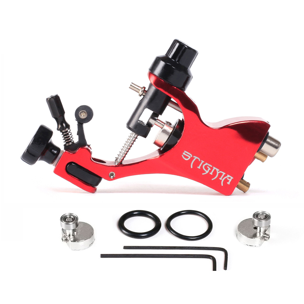 2017 New rotary tattoo machine Professional Stigma Bizarre V2 high quality tattoo supply Tattoo accessories new rotary tattoo machine professional stigma amen v6 rotary tattoo machine guns high quality for tattoo supplies red m664 2cn