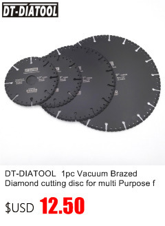 7 DT-DIATOOL pcs pk grit #800 dia100mm