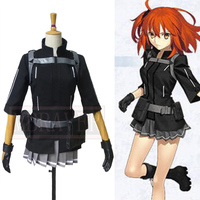 Fate/Grand Order FGO Fujimaru Ritsuka Cosplay Costumes Halloween Uniform Suit Custom Made Free Shipping
