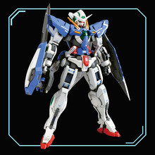 DRAGON_MOMOKO Model 1/100 MG MB Style Version 4 In 1 Can Angel R2 Exia R3 Battle Damage Version Gundam Action Figure(China)