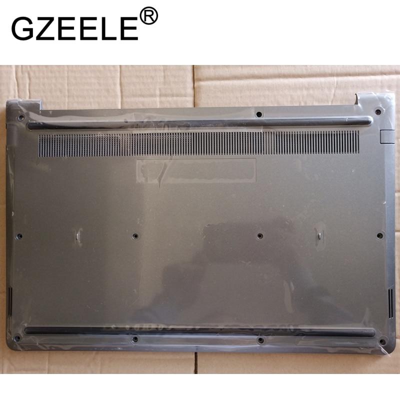 GZEELE nouveau pour Dell Vostro 5568 V5568 ordinateur portable bas de la coque couverture de Base gris foncé couleur 0JD9FG AP1Q0000100