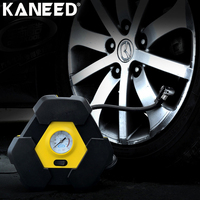 KANEED 12V Air Compressor Car Tyre Inflator 40PSI 19 Cylinder Portable Electric Air Pump Tire Inflator Car Air Compressor Tire