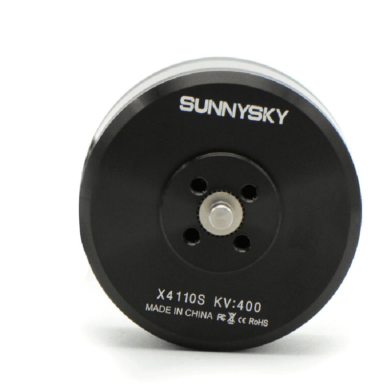 Sunngsky X4110S 400KV 340KV Brushless Motor KV340 KV400 Kit Motor for RC Multicopter Quadcopter Quad-Axis RC Airplane UAV Drone new lang yu x4110s 340 400kv 460 680kv 580kv high efficiency multi axis disc motor