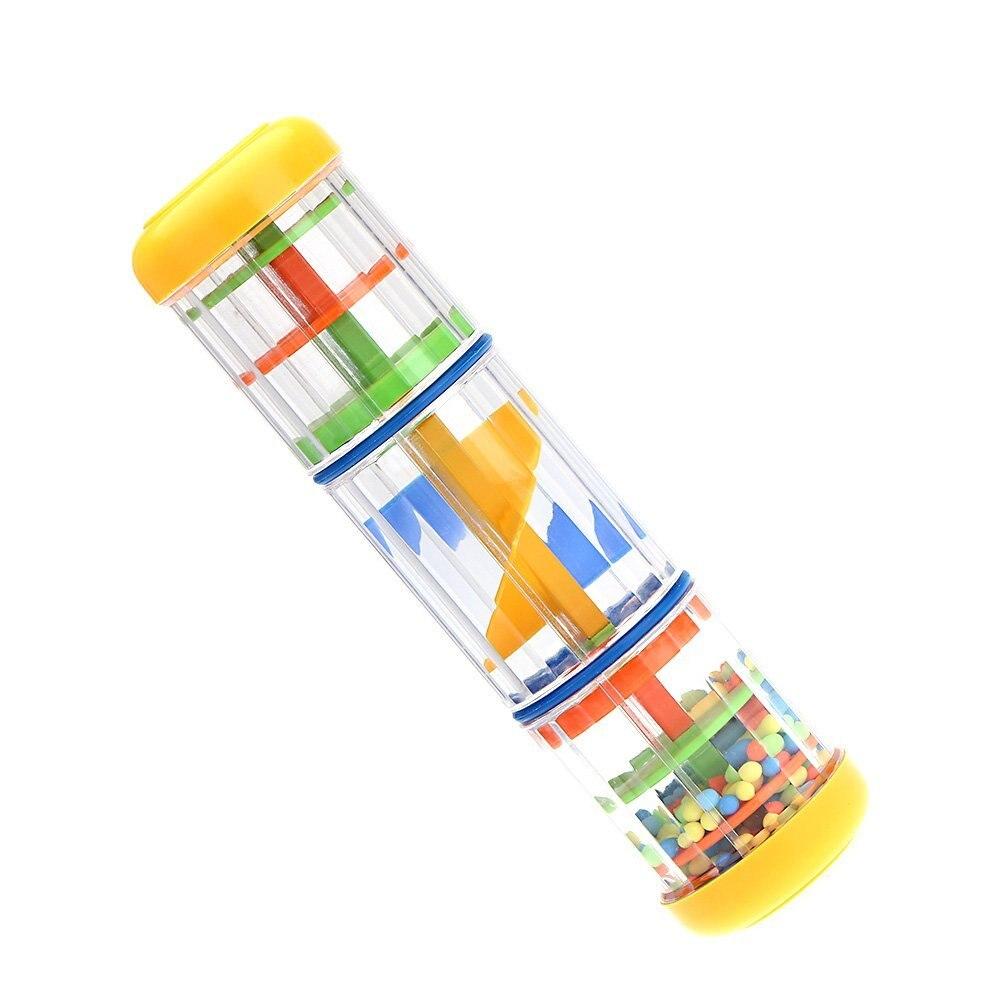 FJS 8 Rainmaker Rain Stick Musical Toy for Toddler Kids Games KTV Party