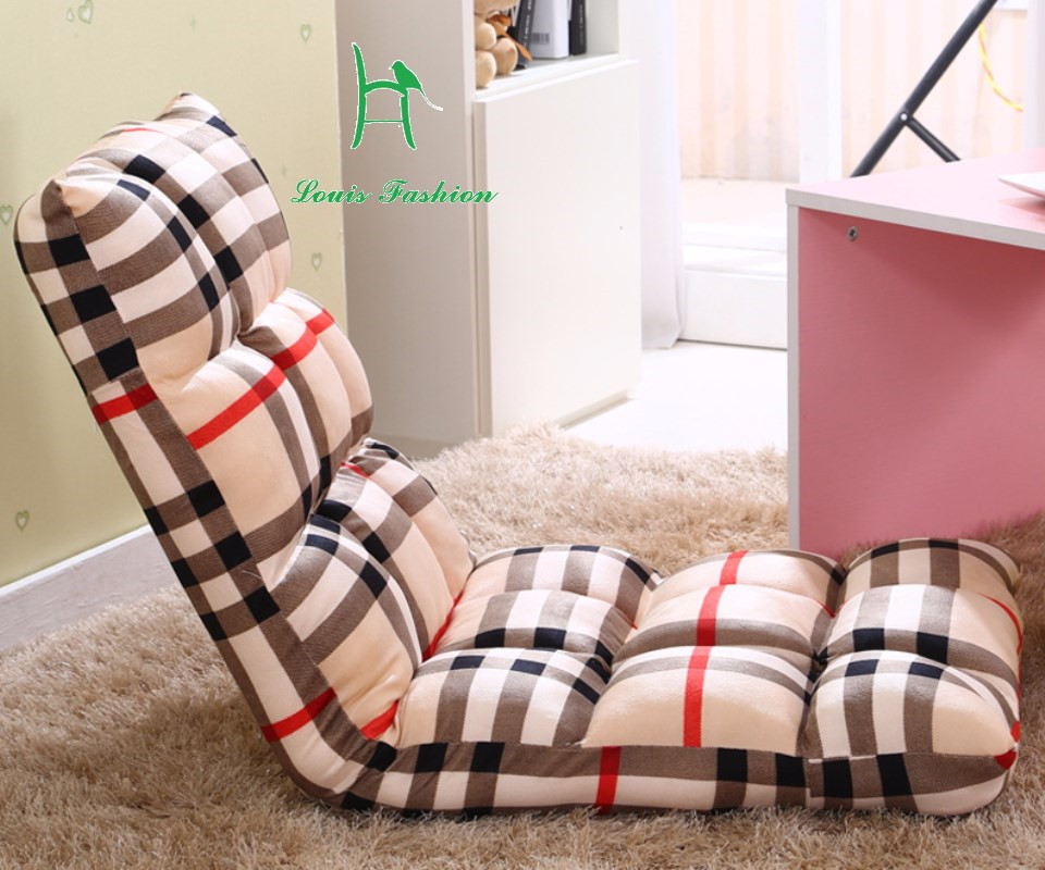 Beanbag Chair Single Floor Tatami Folding Sofa Bed Window Lazy ChairChina