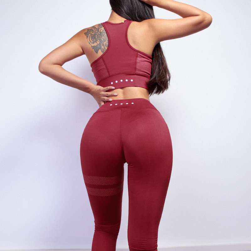 Tracksuits Burgundy Colour  2