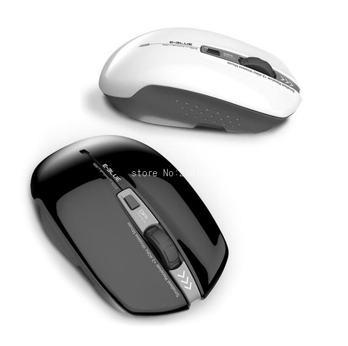 Professional business Optical mouse 4 buttons 2000 dip USB 2.4G Wireless mouse