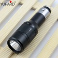 YUPARD New arrival CREE Q5 LED Car Cigarette Lighter Rechargable high power Flashlight Torch camping outdoor sport