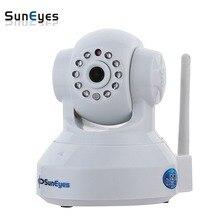 SunEyes SP-TM01EWP 720 P/1080 P hd-мегапиксельной P2P Беспроводной IP Камера панорамирования/наклона с подкладкой аудио TF micro SD карты бесплатное приложение