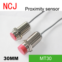 Heat resistant sensor MT30 series 30mm NPN PNP out