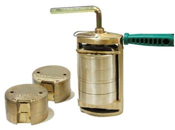 Dental Compress with Upper & Lower Flask,Brass,dental lab laboratory Equipment for model making,plaster Model