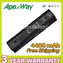 Apexway 4400 мАч HSTNN-LB4O HSTNN-LB4N HSTNN-YB4N HSTNN-YB4O PI06 P106 PI09 Для HP Envy TouchSmart 14 14 т 15z 14z 15 15 т 17 17 т