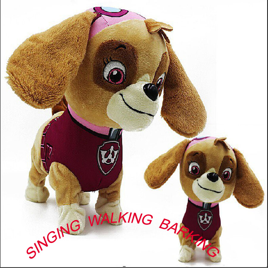 Musical Walking Dog