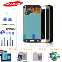 5.1Sinbeda Super AMOLED LCD For Samsung Galaxy S5 NEO Touch Screen Digitizer G903 G903F G903M for Neo Screen*