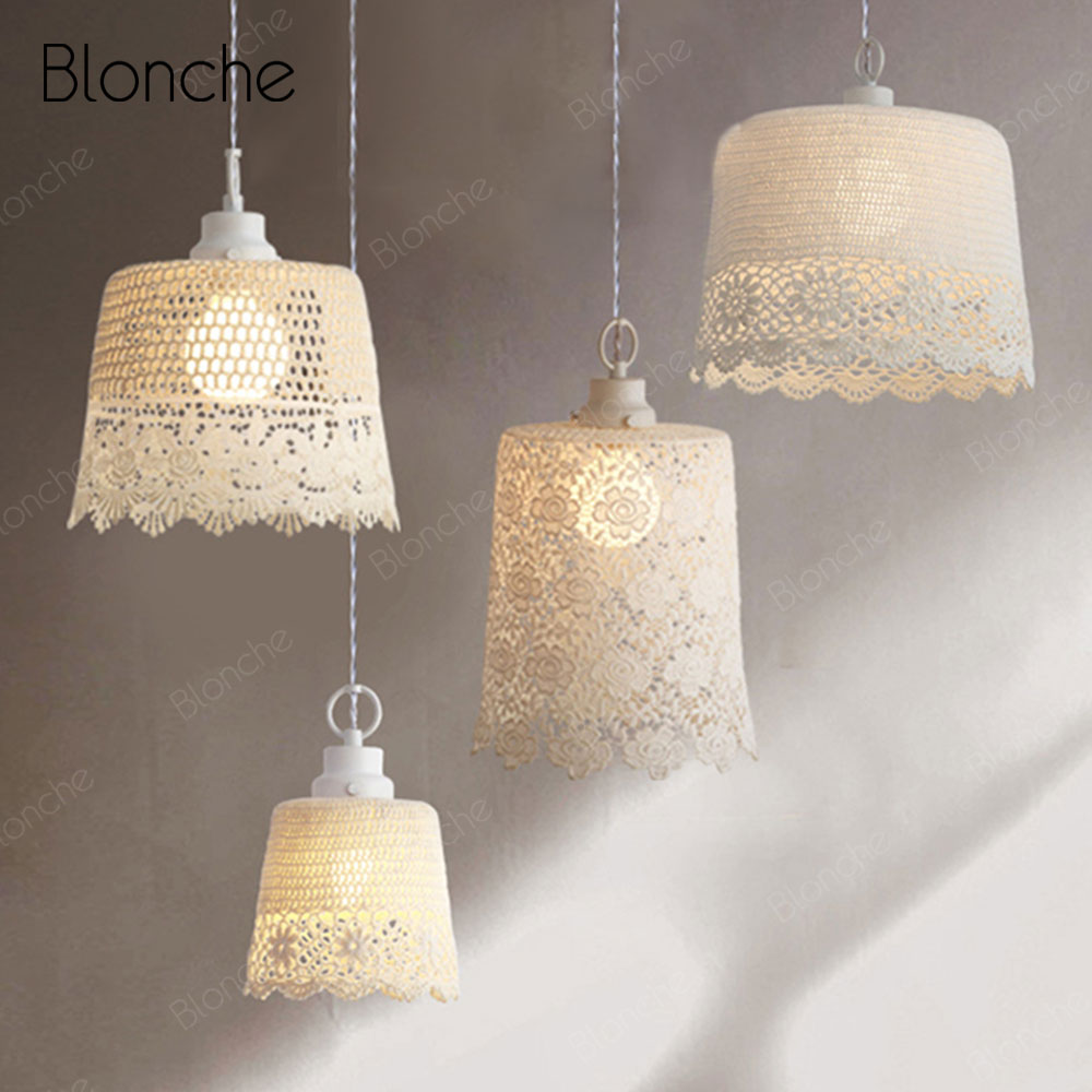 Weaving Pendant Light Loft Style Decor Hanging lamp Creative Modern Fabric Pendant Lamp for Dining Room Bedroom Light FixturesWeaving Pendant Light Loft Style Decor Hanging lamp Creative Modern Fabric Pendant Lamp for Dining Room Bedroom Light Fixtures