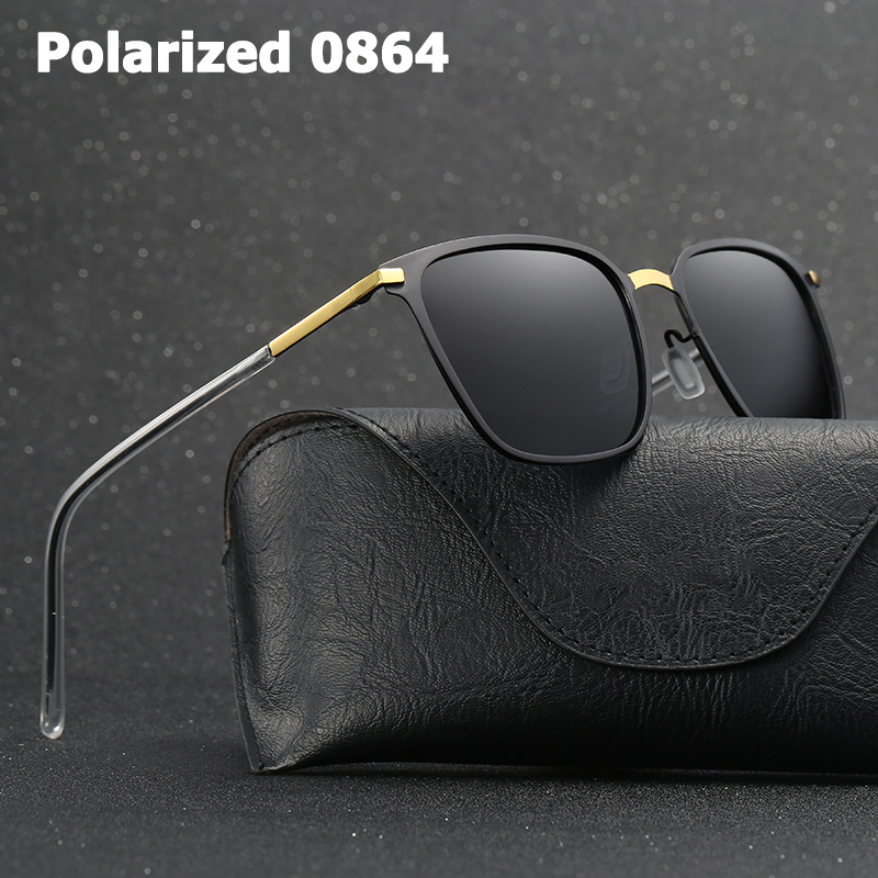 JackJad 2018 Fashion Men Cool HD POLARIZED Square Style Sunglasses Driving Brand Design Sun Glasses Oculos De Sol Masculino 0864
