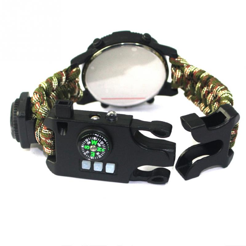 aeProduct.getSubject()  EDC Tactical multi Outside Tenting survival bracelet watch compass Rescue Rope paracord gear Instruments package HTB1CCpxFHuWBuNjSszgxh68jVXaP
