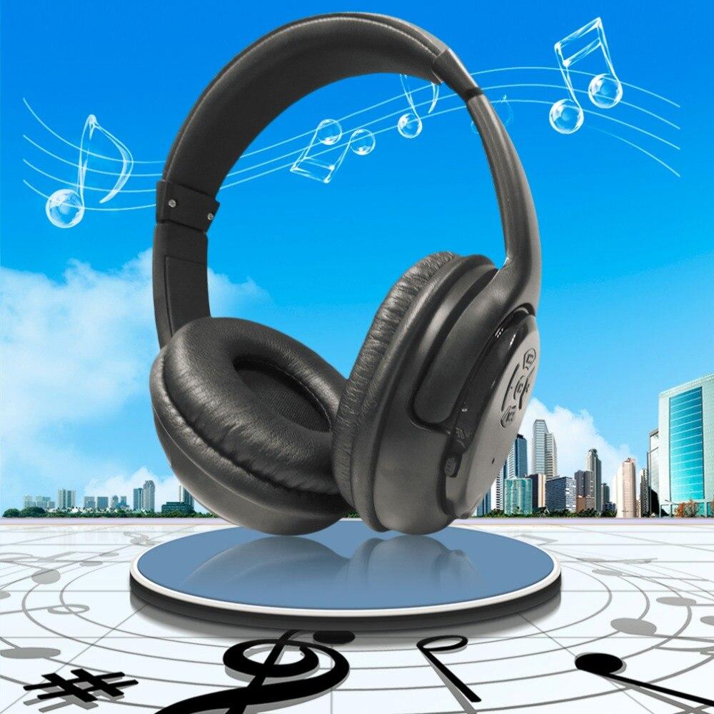 2018 New 5800 Bluetooth Stereo Wireless Headset Earphone Headphone TF Card Slot ks 509 mp3 player stereo headset headphones w tf card slot fm black