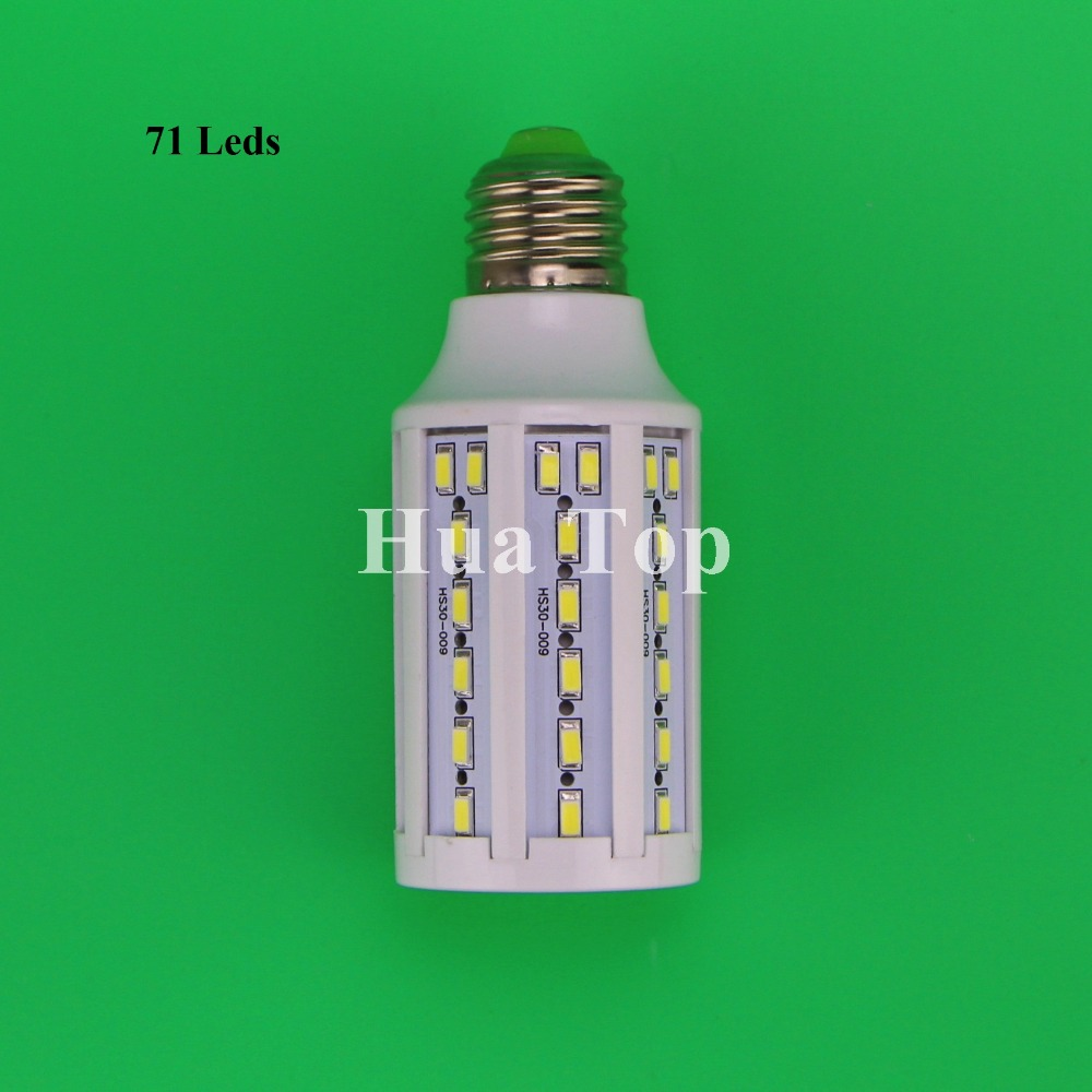 super bright 20w 5730 smd 71 leds maize led corn light bulb lamp e27. Black Bedroom Furniture Sets. Home Design Ideas