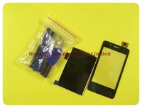 For Fly IQ436i LCD Display Screen Iq 436i Touch Sensor Panel Replacement Parts With Tracking Number