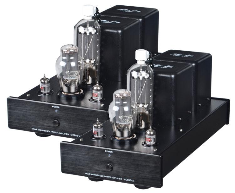 Meixing Mingda MC805-A ST MonoBlock Power Tube Amp HIFI EXQUIS Class A 300B 805 Lamp Amplifier Standard Version цена 2017