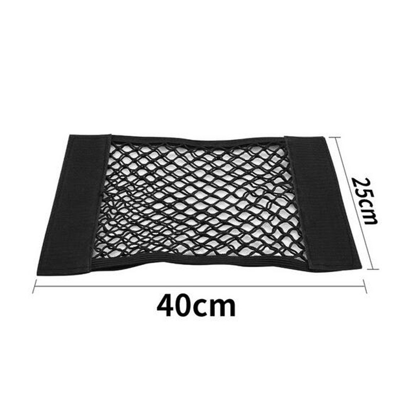 Image 2 - Car Trunk luggage Net For Volkswagen VW Polo Passat B5 B6 CC GOLF 4 5 6 Touran Bora Tiguan Peugeot 307 206 308 407 Accessories-in Car Stickers from Automobiles & Motorcycles