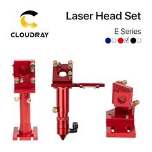 E серия: CO2 лазерная головка фокусировочная линза d20мм fl50,8& 63,5& 101,6 зеркало 25 мм для лазерной гравировки резки