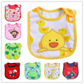 cotton  baby bibs waterproof infant bibs for girl  boy Mixed style