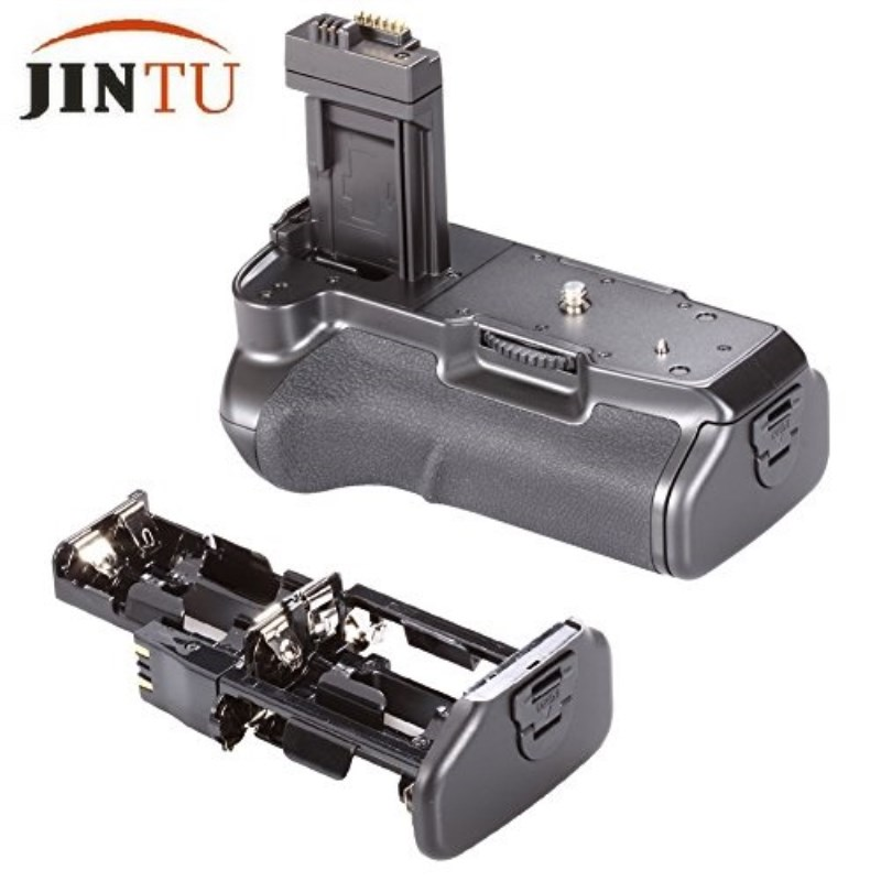 JINTU Power Battery Grip Pack BG-E5 for Canon EOS 450D 500D 1000D Rebel XS/XSi/T1i DSLR Camera LP-E5 Holder цена