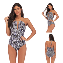 Newest Plus Size S-5XL plus size One-Piece Swimsuit Fashion Sexy Fitness Women Bra Set Swim Set  Fancy Lady Lingerie bikini set tropical flower plus size bikini set