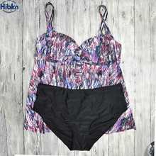 Plus Size push up swimsuit