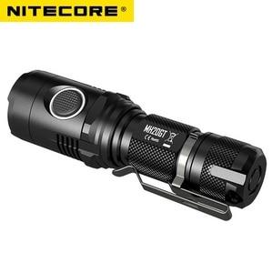 Image 4 - NITECORE MH20GT Rechargeable 7 Modes 1000LMs XP L HI V3 LED Lamp Waterproof Flashlight 18650 Battery