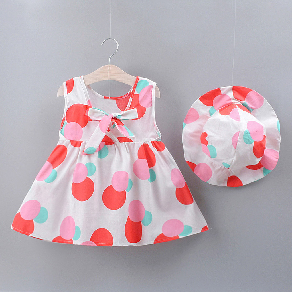 BNWT Baby girls summer pink /& white spotty butterfly dress set outfit clothes